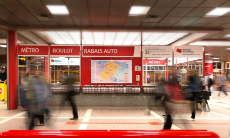 Banque nationale assurances soutient le transport en for Assurance banque nationale maison
